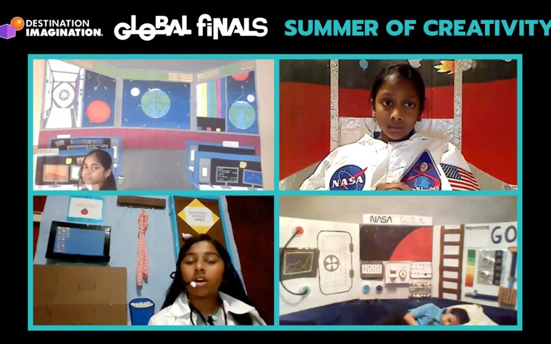 Check Out Winning Solutions from Global Finals 2020